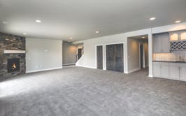 Basement Finishing Rockford Contractor