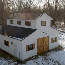 Barn Builders West Michigan