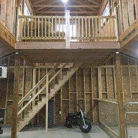 Grand Rapids Barn Builders