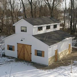 West Michigan Pole Barn Builders